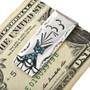 Silver Navajo Teepee Money Clip 30161