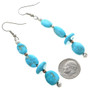 Native American Dangle Earrings 31082