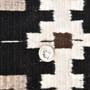 Vintage Natural Wool Rug 30202
