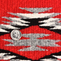 Hand Woven Wool Rug Navajo Glorilene Harrison 30232
