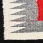 Hand Woven by Navajo Weaver Glorilene Harrison 30232