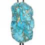 Blue Turquoise Jasper Bolo Tie 30241
