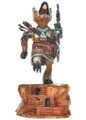 Warrior Mouse Kachina Doll 30282