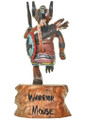 Hopi Warrior Mouse Kachina by Milton Howard 30282