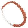 Coral Bracelet Necklace Set 30304