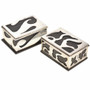 Set of Two Collectible Trinket Boxes 30362