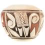 Old Hopi Polychrome Pottery 0001
