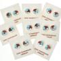 Zuni Tribe Native American Indian Earrings 30516