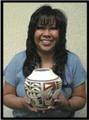 Hopi Donna Robertson Navasie (Parrot Girl) 30559