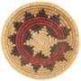 Vintage Navajo Wedding Basket 30581