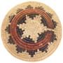 Hand Woven Native American Wedding Basket 30581