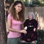 Life Like Native American Granny Doll 30584
