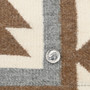Tightly Hand Woven Navajo Indian Rug 30605