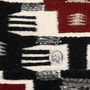 Natural Wool Hand Woven Klagetoh Design 30609