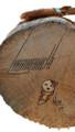 Vintage Hopi Horned Owl Kachina Doll Hopi Artist Loomatoochi 30653
