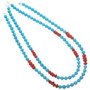 Southwest Turquoise Necklace 31007