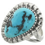 Natural Turquoise Ring 31095