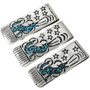 Turquoise Sterling Silver Money Clip 24133