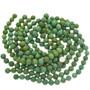 Round Green Magnesite Beads 30836