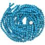 Round Turquoise Magnesite Beads 10mm 30839