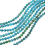 Royston Color Turquoise Magnesite Beads 30848