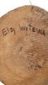 Hand Carved Wood Kachina Doll Signed 31230