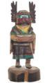 Vintage Hopi Crow Mother Kachina Doll 31238