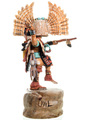 Owl Kachina Cottonwood Sculpture 31250