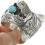 Turquoise Overlaid Silver Bracelet 31269
