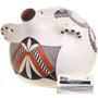 Vintage Acoma Canteen Pottery 31402
