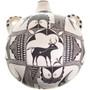 Native American Acoma Pottery Jug 31402