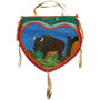 Hand Crafted Native American Beadwork 31509