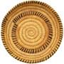 Vintage Papago Indian Basket 31424