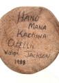 Hano Mana Artist Signed Walpi Hopi 31472