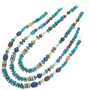 Quartz, Onyx, Tiger's Eye and Agate Polished Stones 31638