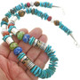 Genuine Kingman Turquoise Beads 31638