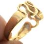 Classic Design Gold Ring