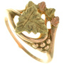 Vintage Black Hills 10K Gold Ring