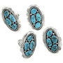 Native American Turquoise Ring 31691