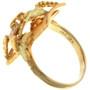 Vintage Black Hill 14k Rose Gold Ring 31701