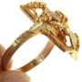 14k Gold Vineyard Ring 31701