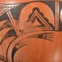 Pueblo Parrot Pattern Mid 20th Century 31707