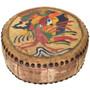 Vintage Rawhide Drum 31735