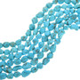 Natural Sleeping Beauty Turquoise Beads 31913