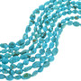 Natural Sleeping Beauty Turquoise Beads 31914