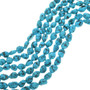 Sky Blue Kingman Turquoise Natural Untreated 31935