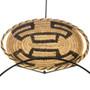 Vintage Papago Basket Tray with Handles 31895