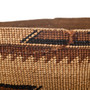 Vintage Antique Hupa Basket Repaired 32040