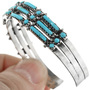 Detailed Turquoise Bracelet 32113