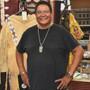 Navajo Silversmith Calvin Peterson 32155